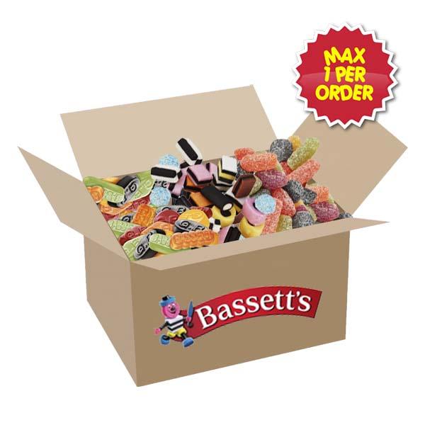 Bassetts Mix - 3 kg MAX 1