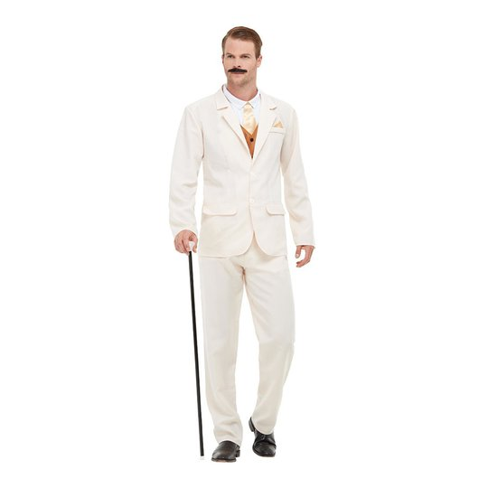 20-tals Gentleman Maskeraddräkt - Medium