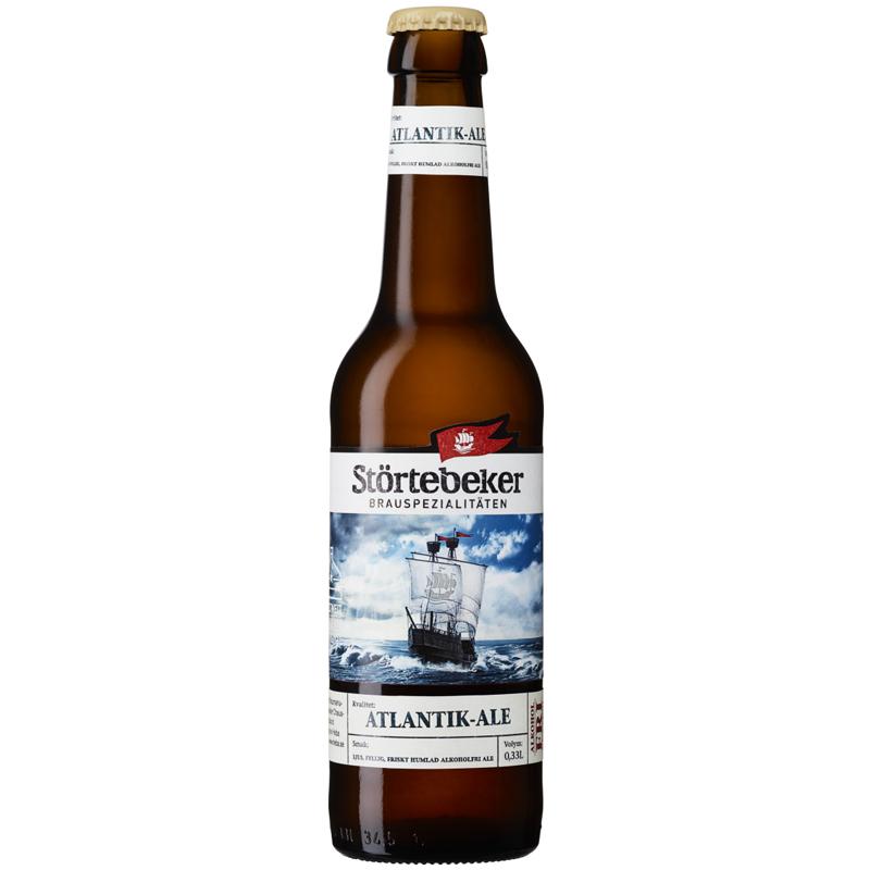 "Öl ""Atlantik Ale"" 33cl - 24% rabatt"