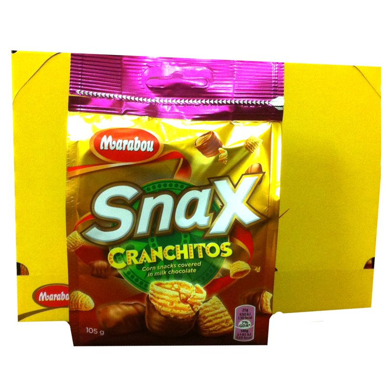 Hel låda Marabou Cranchitos - 80% rabatt