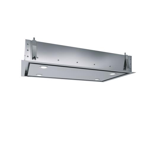 Thermex Newcastle Medio -90x50 Rf M/1 Le, For Extern Motor Takintegrerade Köksfläkt - Rostfritt Stål