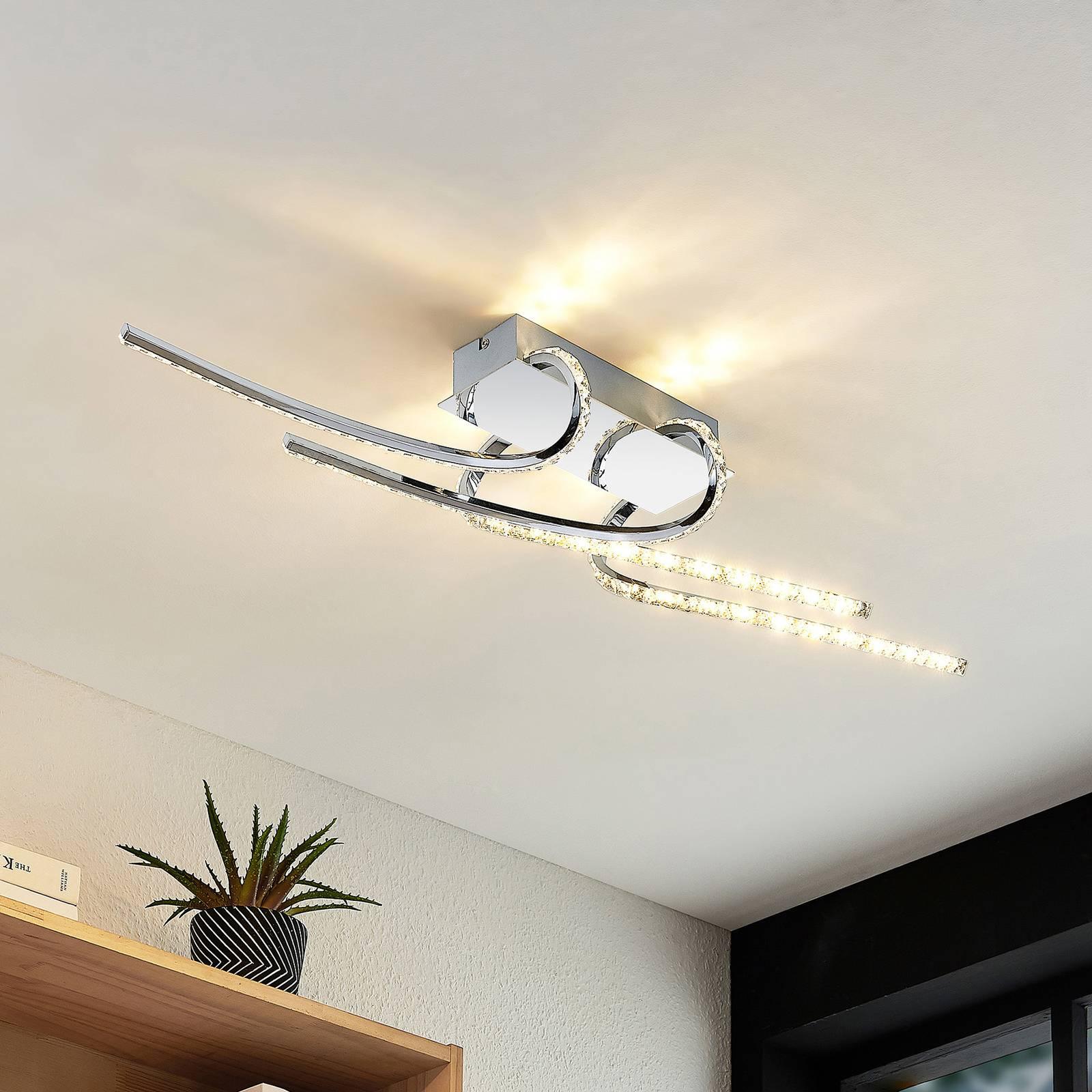 Lindby Noar -LED-kattovalaisin