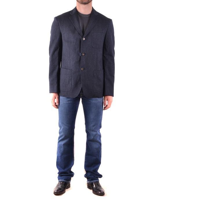 Jacob Cohen Men's Blazer Blue 162990 - blue 50