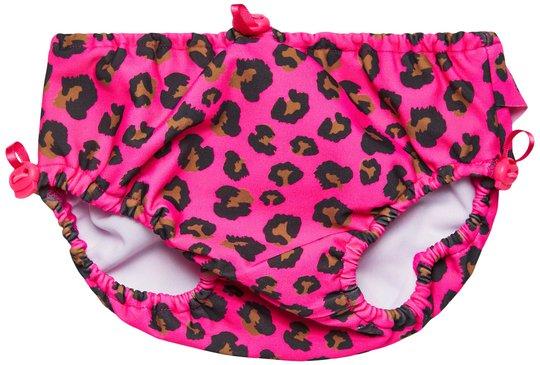 Petite Chérie Cholette UV-Badebleie UPF50+, Pink Leo, 62-68