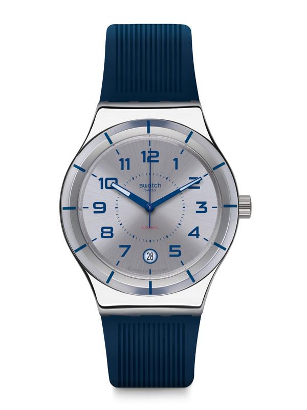 Swatch Sistem Navy YIS409