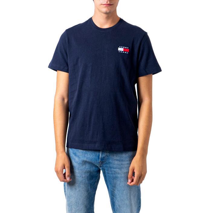 Tommy Hilfiger Men's T-Shirt Blue 180543 - blue XS
