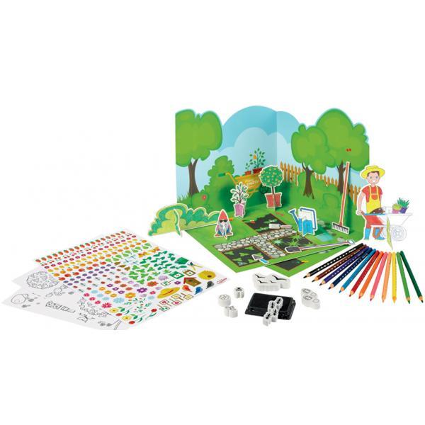 Maped - Creativ - Color & Play Garden (907008)