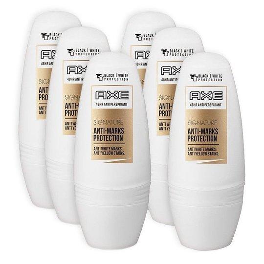 "Hel Låda Roll-on Deodorant ""Protection"" 6 x 50ml - 34% rabatt"