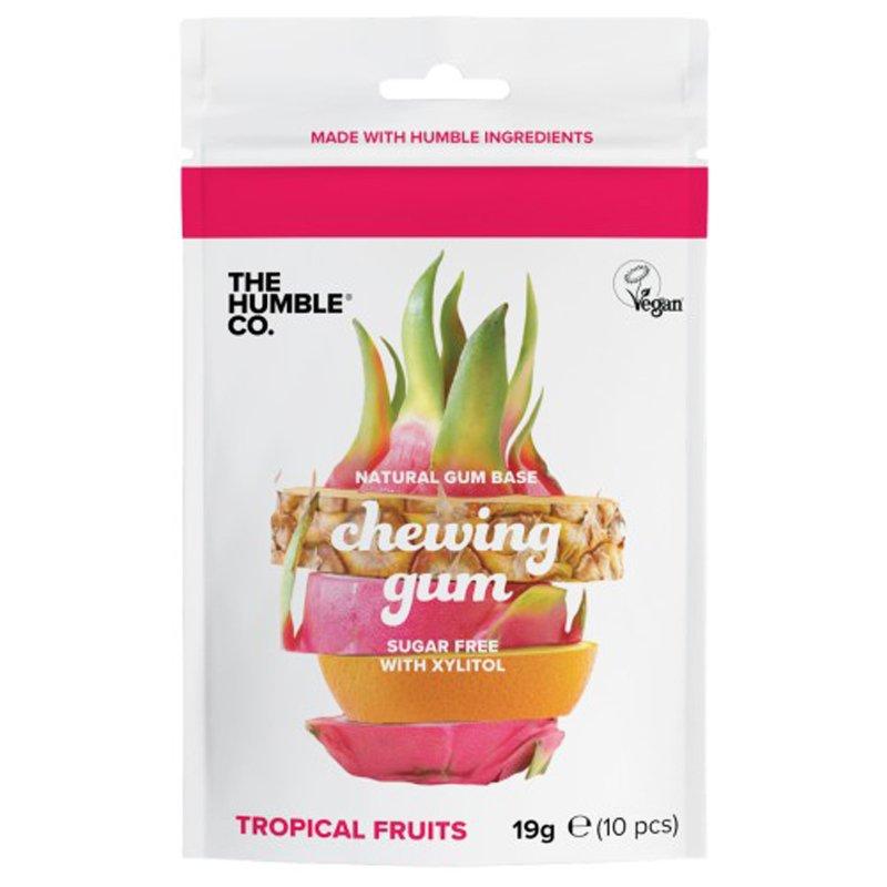 Tuggummi Tropiska frukter - 25% rabatt