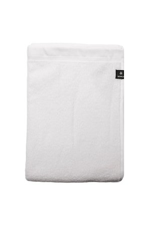 Badehåndkle Lina 70x140 cm - Hvit