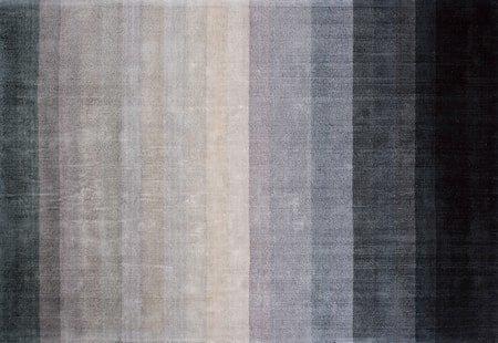 Combination Viskoseteppe Mørkeblå 200x300 cm
