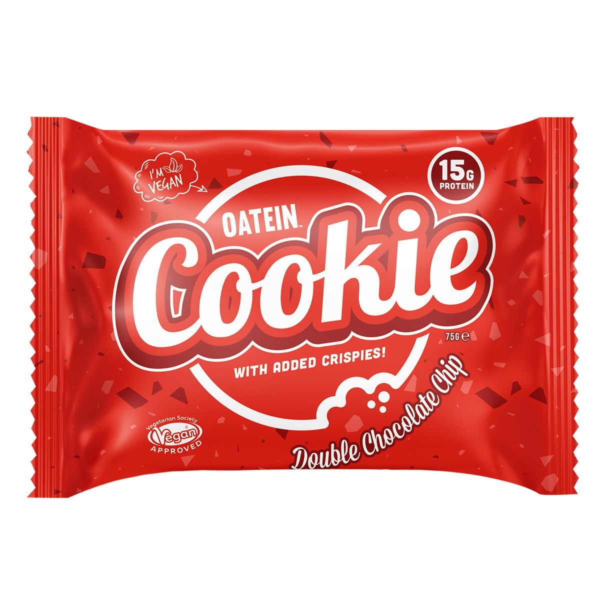 Oatein Protein Cookie - Double Chocolate Chip 75g