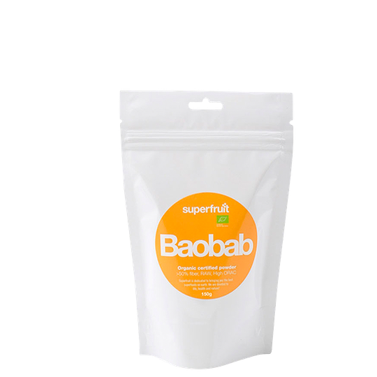 Baobabpulver EKO, 150 g