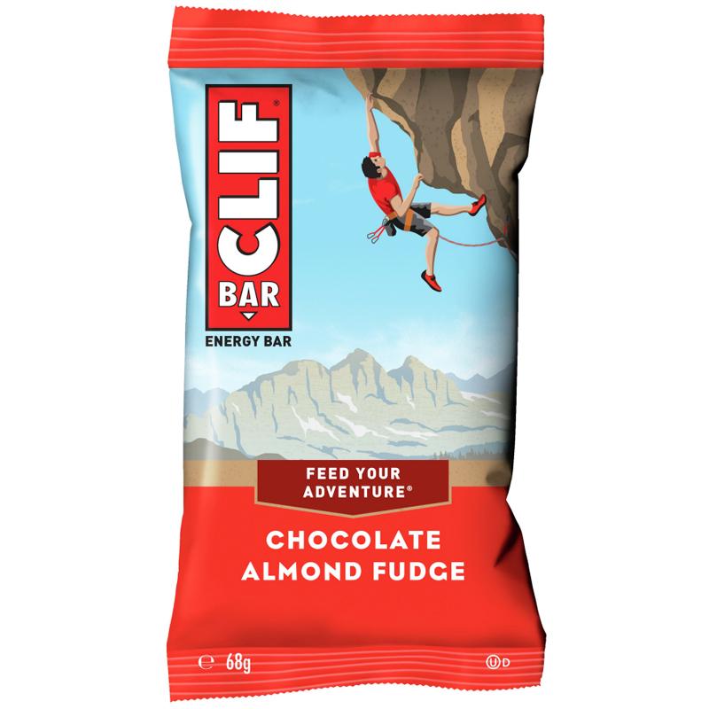 "Energiapatukka ""Chocolate Almond Fudge"" 68g - 50% alennus"