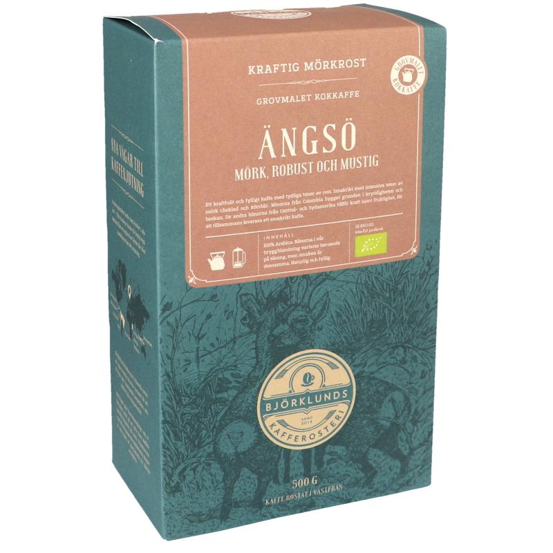 Eko Kaffe Kraftig mörkrost - 51% rabatt