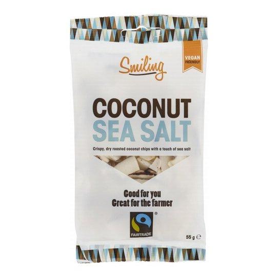 Kokoschips Havssalt 55g - 58% rabatt