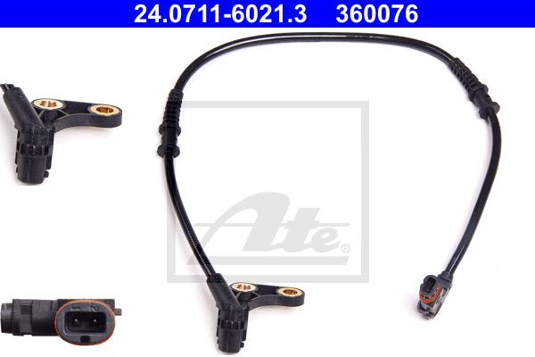 ABS-anturi ATE 24.0711-6021.3