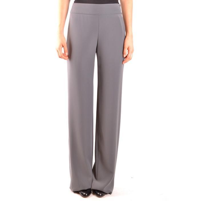 Armani Collezioni Women's Trouser Grey 164053 - grey 44