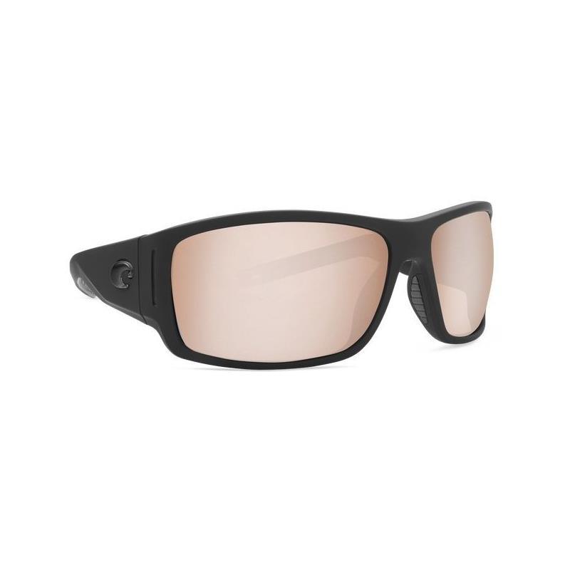 Costa Del Mar - Cape Matte Black Ultra Copper 580P (plast)