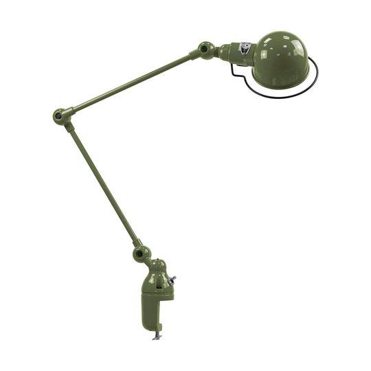 Jieldé Signal SI332 bordlampe med klemme, grønn
