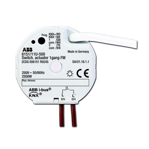 ABB 6151-0-0245 Tulo-/lähtöyksikkö uppoasennettava rasia