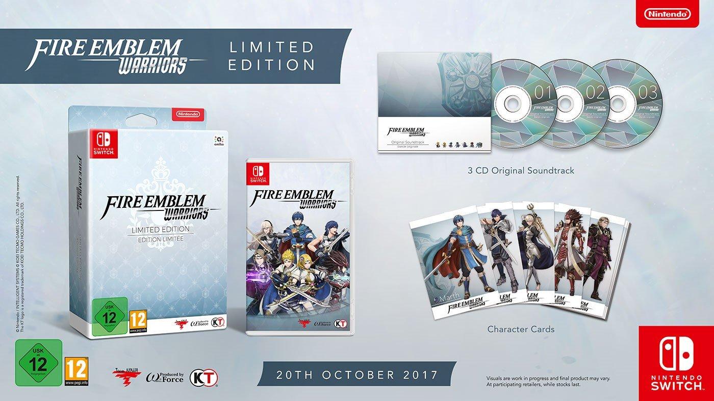 Fire Emblem Warriors - Limited Edition (AUS)