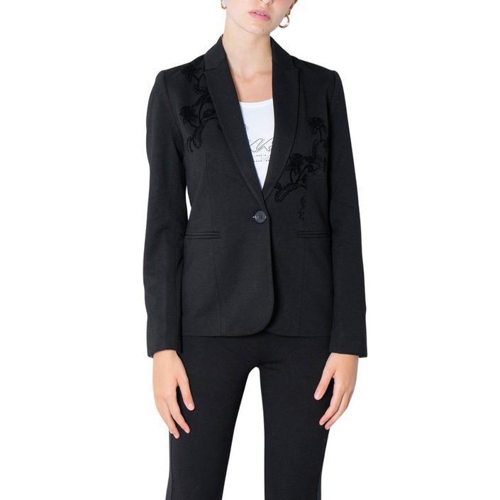 Desigual Women's Blazer Black 305247 - black 36