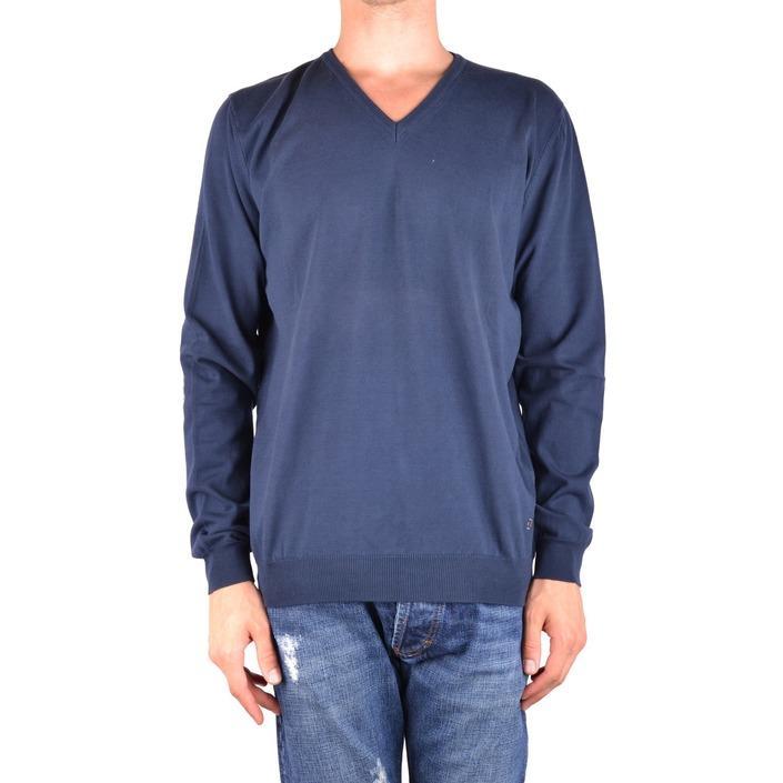 Dondup Men's Sweater Blue 161458 - blue XL