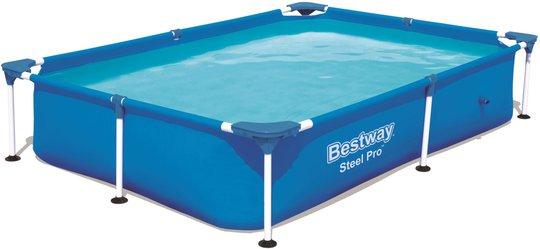 Bestway Steel Pro Basseng 221 x 150