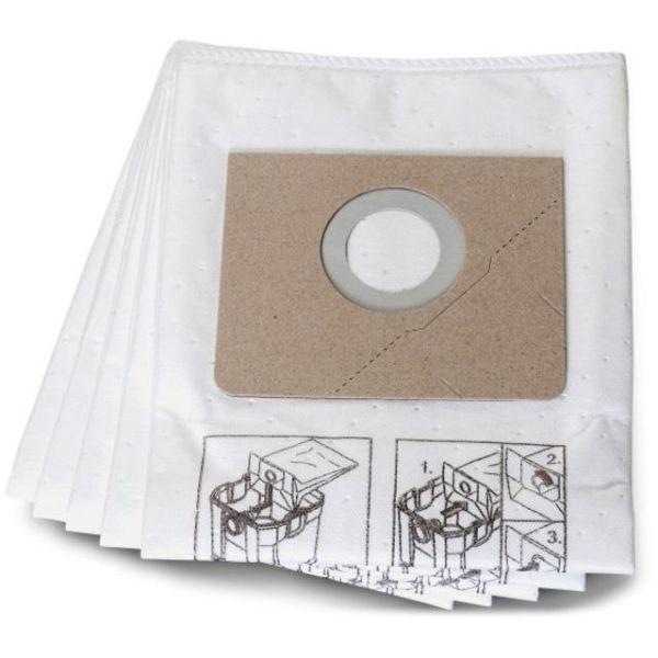 Fein 31345061010 Fiberfilterpose 5-pakning