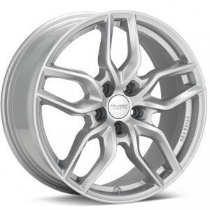 Anzio Spark Silver 7.5x17 5/114.3 ET45 B70.1