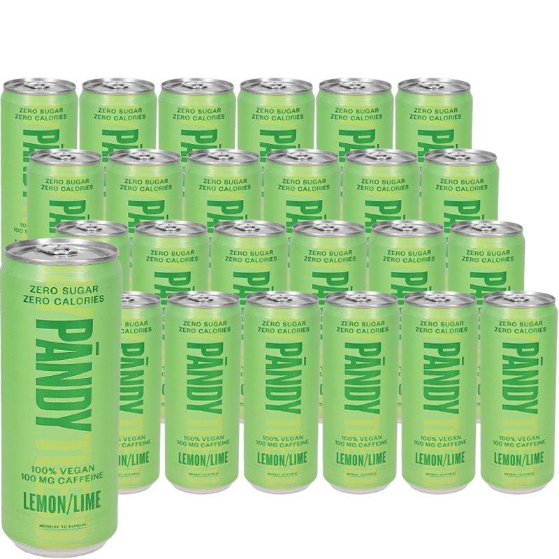 Funktionsdryck Lemon & Lime 24-pack - 45% rabatt