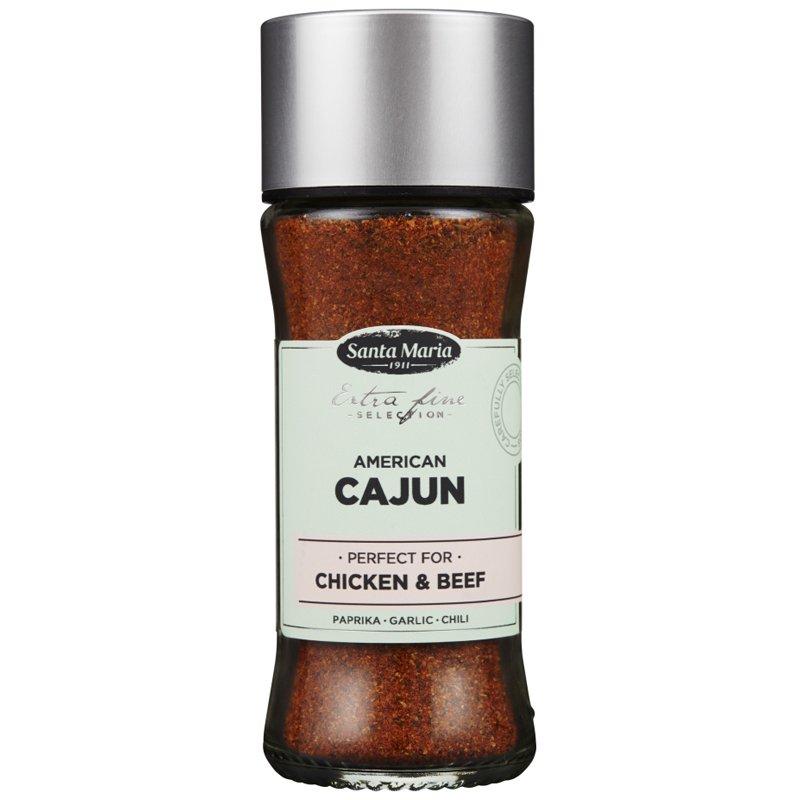 "Mausteseos ""Cajun"" 37g - 45% alennus"