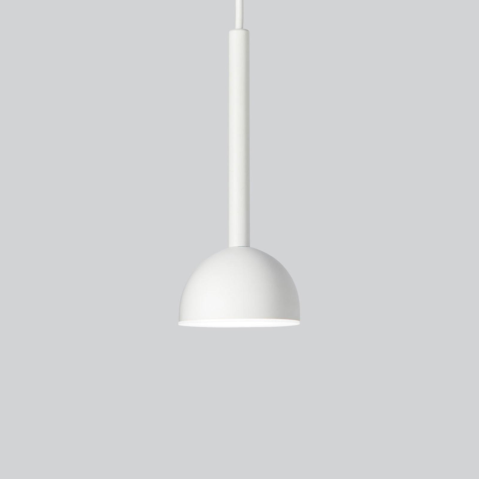 Northern Blush LED-seinävalaisin, valkoinen