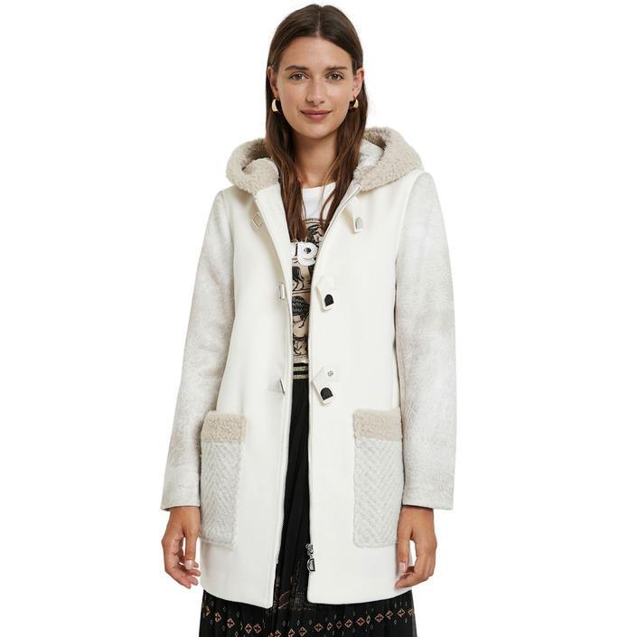 Desigual Women's Blazer White 185074 - white M