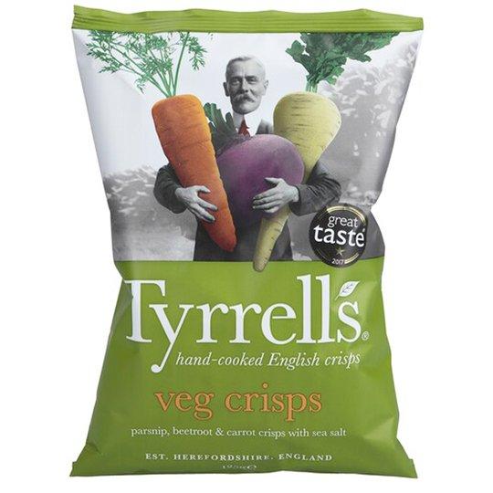 Chips Veg Crisps - 31% rabatt
