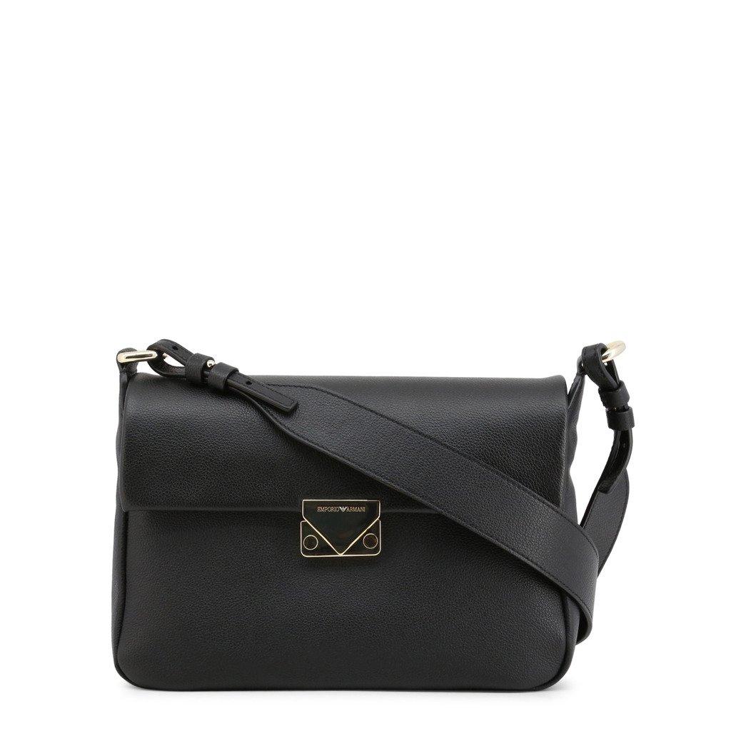 Emporio Armani Women's Crossbody Bag Black Y3B076-YED2A - black NOSIZE