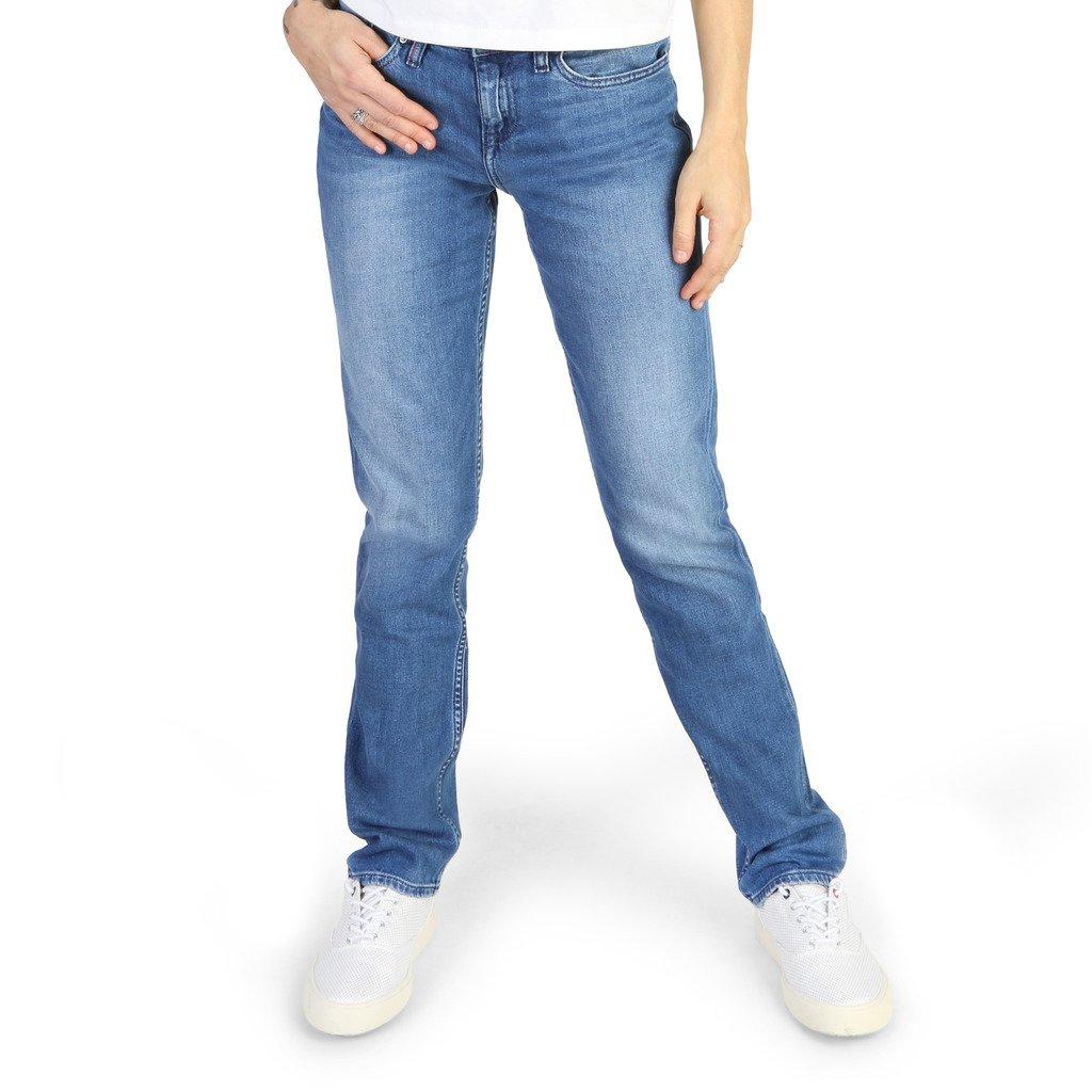 Tommy Hilfiger Women's Jeans Blue WW0WW16945 - blue 25