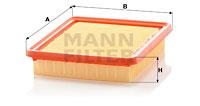 Ilmansuodatin MANN-FILTER C 2150