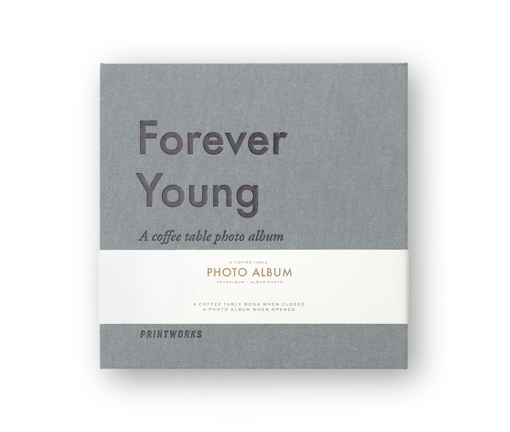 Photo Album - Forever Young (S) (PW00297)
