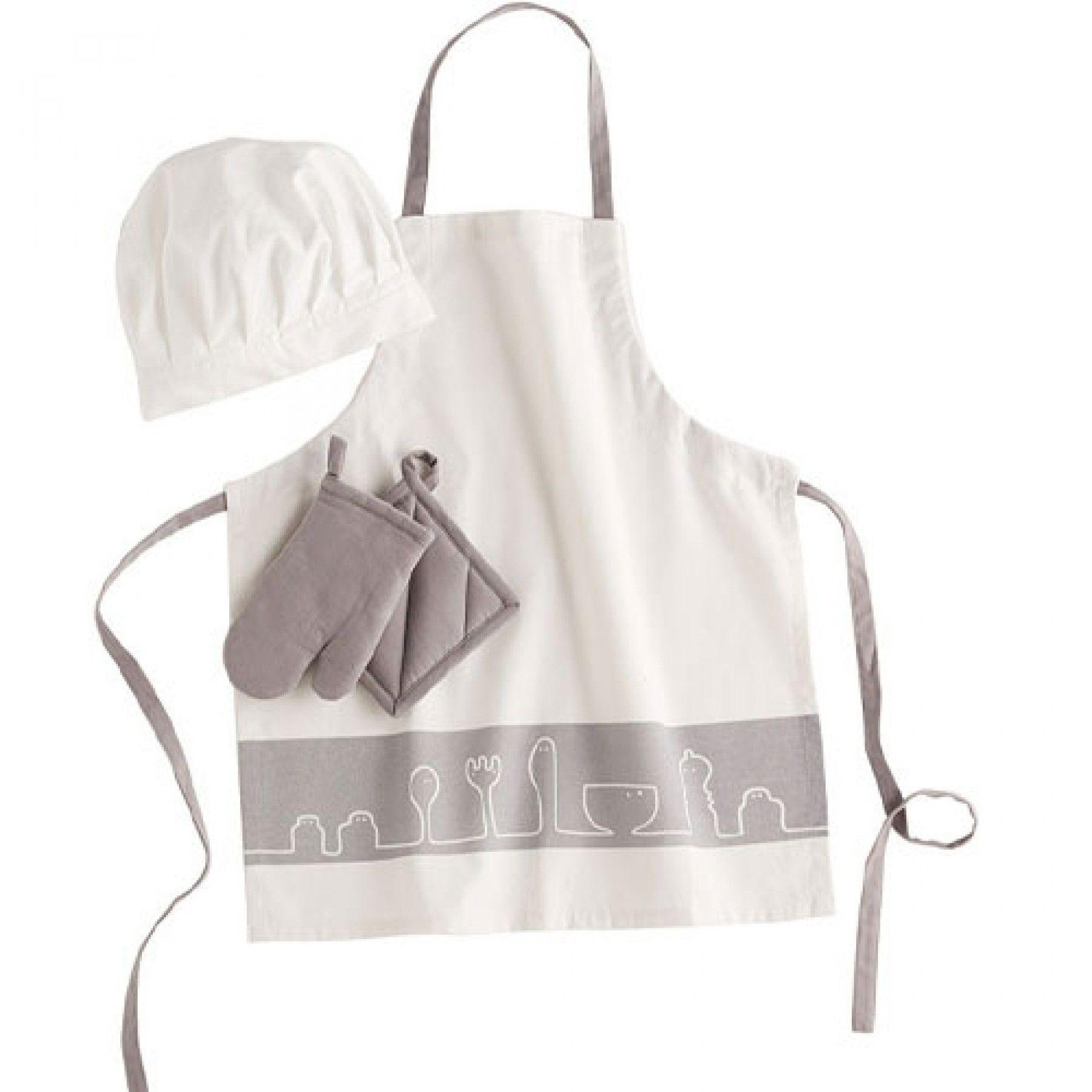 Kids Concept - Chef set textile BISTRO (1000339)