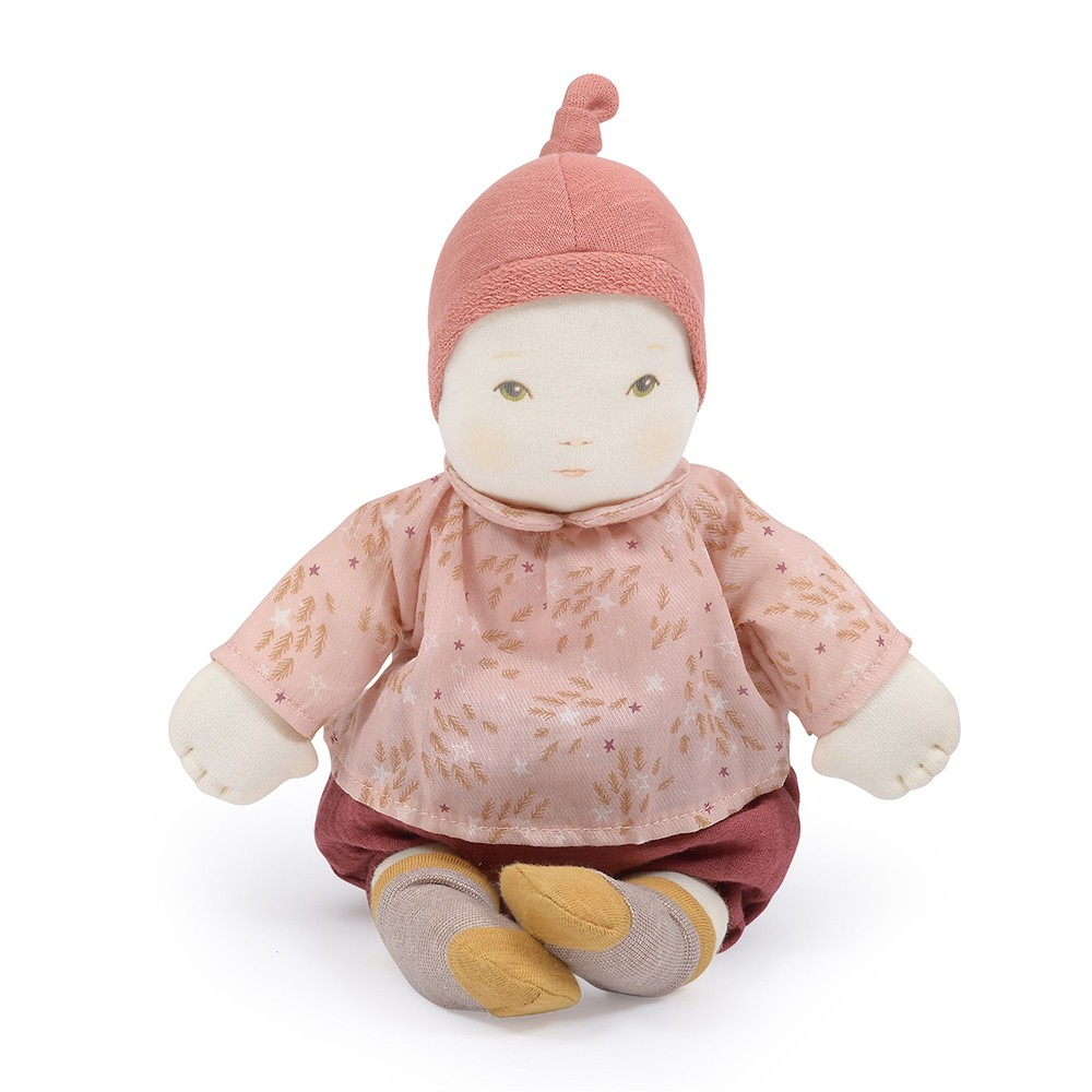 Moulin Roty - Baby girl Doll, 32 cm (710527)