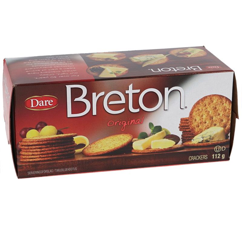 Breton Original 112g - 70% rabatt
