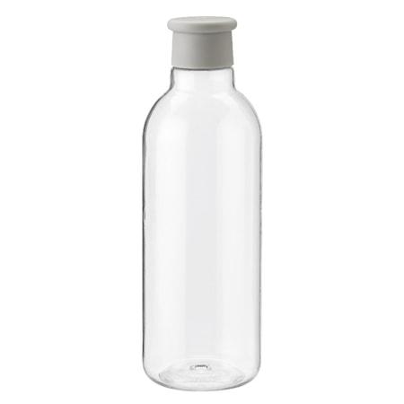 DRINK-IT Vattenflaska Ljusgrå 0.75 L