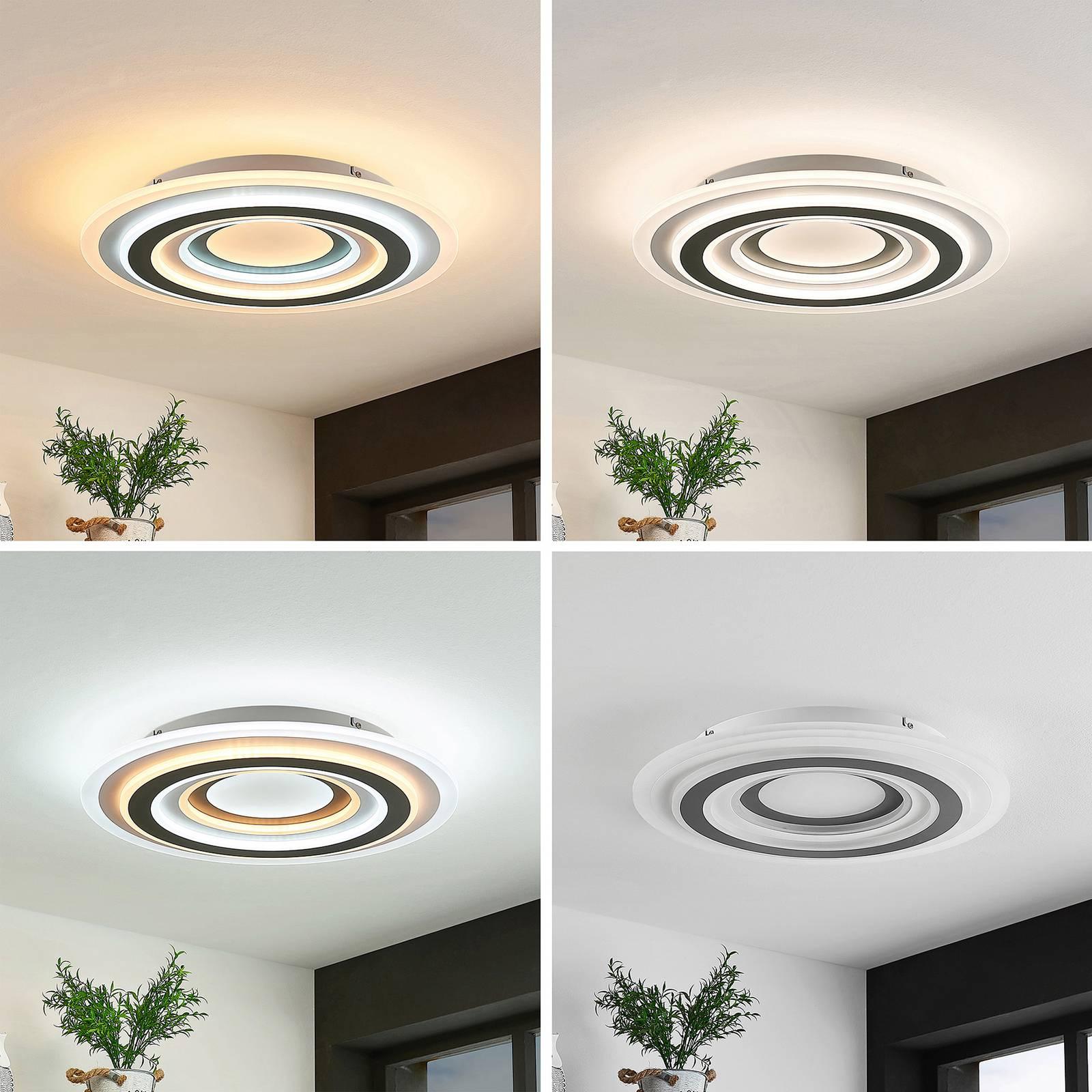 Lindby Jazmina -LED-kattovalaisin
