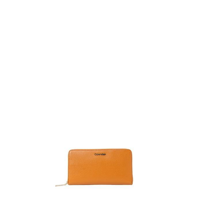 Calvin Klein Women's Wallet Various Colours 269991 - orange UNICA