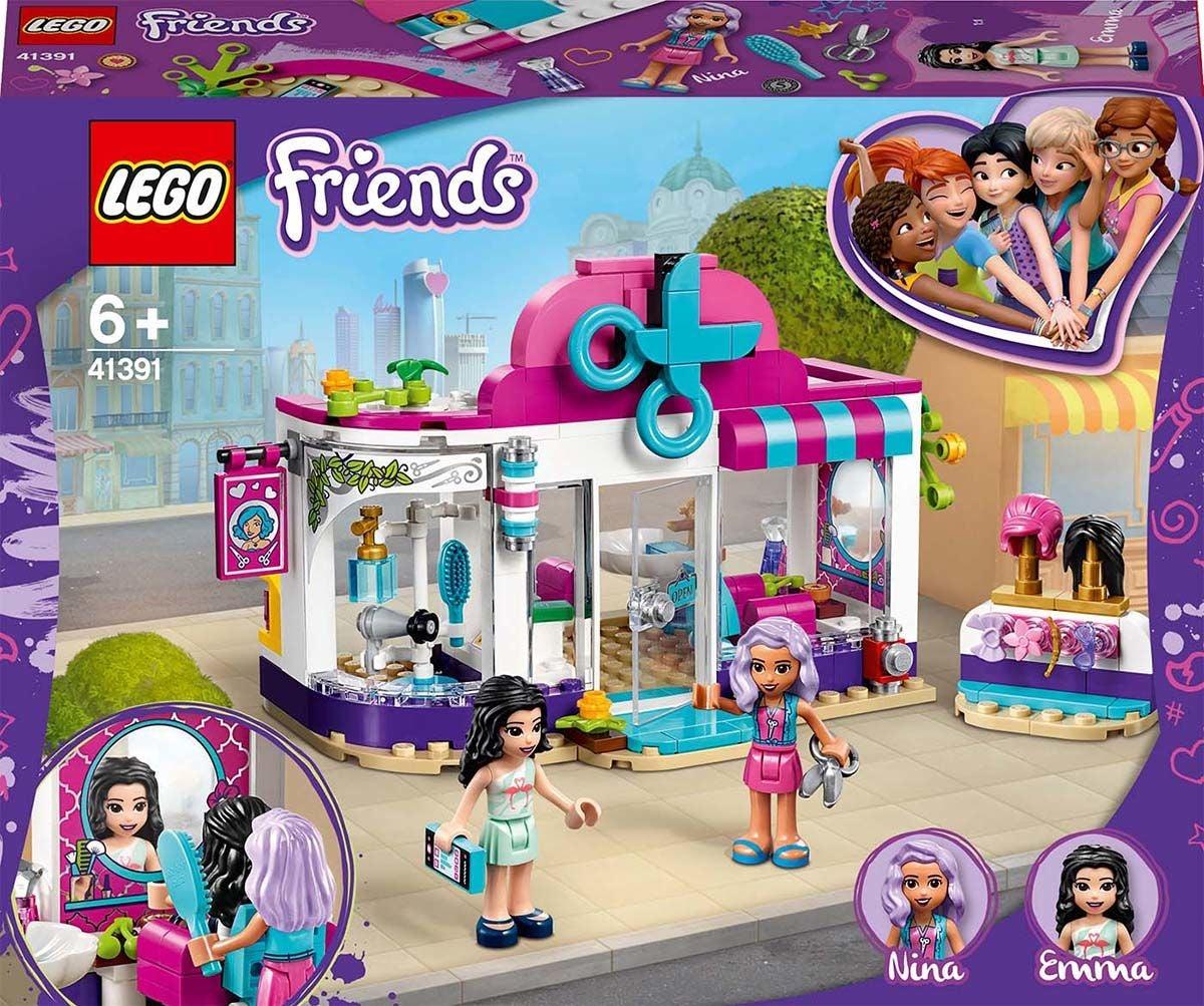 LEGO Friends 41391 Heartlake Cityn Kampaamo