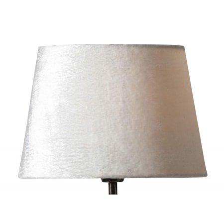 Lola 26 cm lampeskjerm - Cream