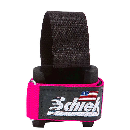 Power Lifting Straps with Dowel