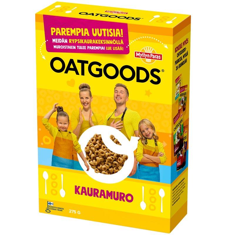 Kauramurot Oatgoods - 35% alennus